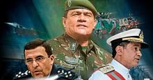 O poder das Forças Armadas do Brasil