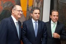 Fogo no tucanato: Doria ataca Aécio e expõe crise no PSDB