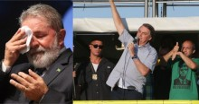 """Bolsonaro ironiza pesquisas que colocam Lula em primeiro: """"o cara não consegue ir no botequim sem ser vaiado"""""""
