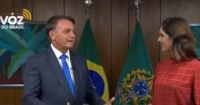 """Nos 80 anos da Voz do Brasil, Bolsonaro faz balanço e cutuca o Congresso: """"A primeira meia hora traz a verdade"""""""