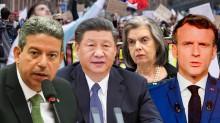 AO VIVO: STF diz 'não' ao PT / O golpe do semipresidencialismo / Franceses protestam (veja o vídeo)