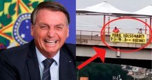 """Homem passa vergonha ao tentar organizar 'buzinaço' contra Bolsonaro: """"Ninguém buzinou"""" (veja o vídeo)"""