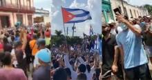 Cuba e as manifestações pela liberdade