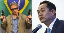 """Roberto Jefferson clama pela """"expulsão"""" do embaixador da China: """"Não me ajoelho! Malandro! Palhaço!"""" (veja o vídeo)"""