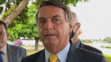 """""""O nosso Exército - que são vocês - não vai aceitar acontecer o que ocorreu em outros países"""", desabafa Bolsonaro (veja o vídeo)"""