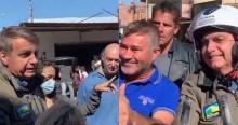 De surpresa, Bolsonaro sai em passeio de moto pelo DF e é aclamado pelo povo (veja o vídeo)