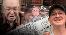 Olavo de Carvalho eternizado em quadrinhos: Entrevista com o artista Giorgio Cappelli (veja o vídeo)