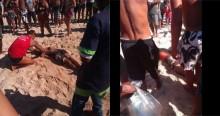 """Bandido tenta assaltar, dá de cara com policial à paisana e tem """"CPF cancelado"""""""