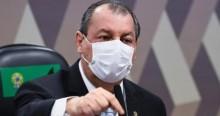 """Aziz """"paga pra ver"""" e vai pra cima até das plataformas para atacar Bolsonaro"""