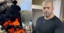 Enquanto Daniel Silveira segue preso, terrorista que ateou fogo em estátua está em liberdade