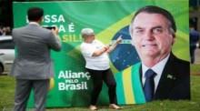 """Brasil, uma democracia onde seu maior defensor não tem casa e precisa de um """"abrigo"""""""