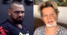"""Joice """"surta"""", ameaça ex-lutador do UFC e toma invertida: """"Minha esposa nunca apareceu toda remendada"""""""