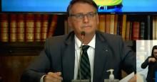 """Destemido, Bolsonaro aponta """"falha"""" nas urnas e expõe atitude """"duvidosa"""" de Barroso (veja o vídeo)"""