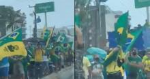 Debaixo de chuva, população patriota de Maceió saiu às ruas em defesa do voto auditável (veja o vídeo)
