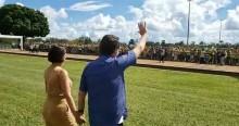 Empolgado, Bolsonaro dá forte recado sobre manifestações, e convoca povo de SP (veja o vídeo)