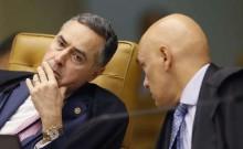TSE e STF juntos contra Bolsonaro?