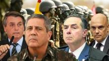 AO VIVO: STF e TSE avançam contra Bolsonaro / Militares dão ultimato (veja o vídeo)