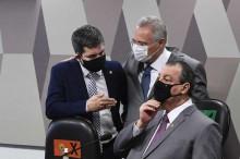 """Augusto Nunes destrói Renan, Aziz, Randolfe e o famigerado G7: """"Aqui o bandido perde"""" (veja o vídeo)"""
