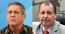 Depois de forte nota militar, CPI tenta convocar General Braga Netto e recua logo em seguida