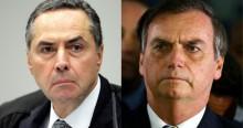 """Citando Barroso, Bolsonaro eleva o tom e dá seu """"último aviso"""" (veja o vídeo)"""