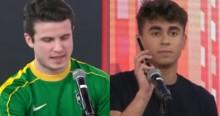 """André Marinho tenta """"lacrar"""", é desmascarado por Nikolas Ferreira e """"surta"""" aos gritos (veja o vídeo)"""
