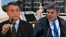 AO VIVO: A batalha final pela liberdade do Brasil / Fux reage a declarações de Bolsonaro (veja o vídeo)