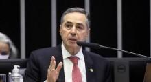 """A """"indireta"""" de Barroso para Bolsonaro e a sórdida preocupação em """"lacrar"""""""