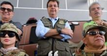 """Certeiro, ministro traduz o respeito do governo aos policiais e """"cutuca"""" os corruptos das gestões anteriores"""