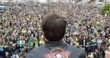 Bolsonaro profetiza e diz que o destino da nação está nas mãos do povo (veja o vídeo)