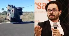"Jornalista militante tenta ""lacrar"", divulga vídeo antigo para atacar militares e é desmascarado (veja o vídeo)"