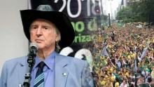 """Sergio Reis convoca o povo para mobilização dia 7 de setembro: """"Nada vai ser igual ao que vai acontecer!"""" (veja o vídeo)"""