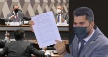 Marcos Rogério desmascara mais uma mentira da CPI e desmoraliza Aziz e Renan (veja o vídeo)