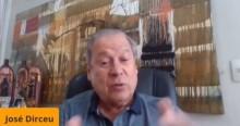 Em gravíssima afirmação, Dirceu deixa escapar fala sobre facada em Bolsonaro (veja o vídeo)