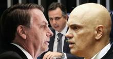 URGENTE: Bolsonaro envia pedido de impeachment de Moraes ao Senado