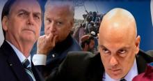 AO VIVO: Bolsonaro veta Fundão e pede impeachment de Moraes / O mundo em crise (veja o vídeo)