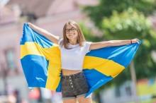Suecos insistem em não morrer de covid