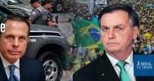 AO VIVO: Doria afasta coronel e faz ameaças / Militares convocam o povo (veja o vídeo)