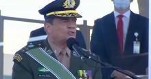 """General Comandante do Exército faz forte discurso e garante: """"O Presidente é o comandante supremo das Forças Armadas"""" (veja o vídeo)"""