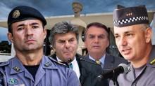 AO VIVO: MP investiga coronéis da PM / Fux ataca o presidente (veja o vídeo)