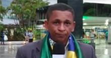 Repórter é agredido por petistas em visita de Lula à Bahia (veja o vídeo)