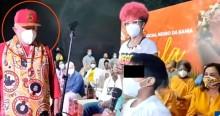 Militância esquerdista doutrina criança para ofender o presidente da República (veja o vídeo)
