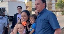 O respeito e humildade de Bolsonaro em emocionante encontro com apoiadora (veja o vídeo)