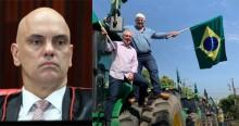 """Sindicatos Rurais de MT repudiam Moraes e cobram impeachment de ministros: """"É regime ditatorial de toga"""""""