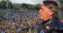 Em forte discurso, Bolsonaro diz que o povo vai decidir o destino do Brasil (veja o vídeo)