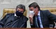 Em novo desafio, Bolsonaro chama Fux para participar de atos de 7 de setembro (veja o vídeo)
