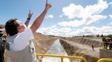 As águas estão chegando ao Nordeste: Povo cearense agradece ao presidente Bolsonaro (veja o vídeo)