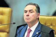 """Em escancarada """"indireta"""", Barroso cita """"confusão institucional"""" e dispara: """"Quem está no poder..."""""""