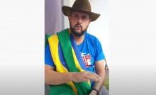 """Zé Trovão desdenha de mandado de prisão e faz """"convite"""" a Moraes (veja o vídeo)"""
