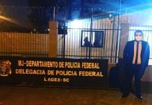 URGENTE: Moraes manda prender professor em pequena cidade de SC