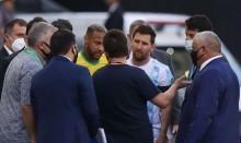 Documentos comprovam falsificação de informações dos jogadores argentinos e jogo contra o Brasil é interrompido
